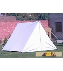 Wedge tent big 3 x 2.50m, cotton