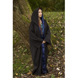 Magician Robe - Epic Black/Dark Blue