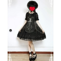 Neverland Asian Impressions Sweet Lolita Jumper Dress